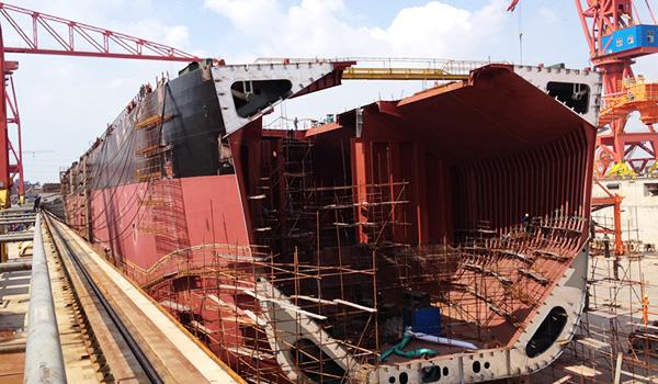 Shipbuilding-southmarinebd